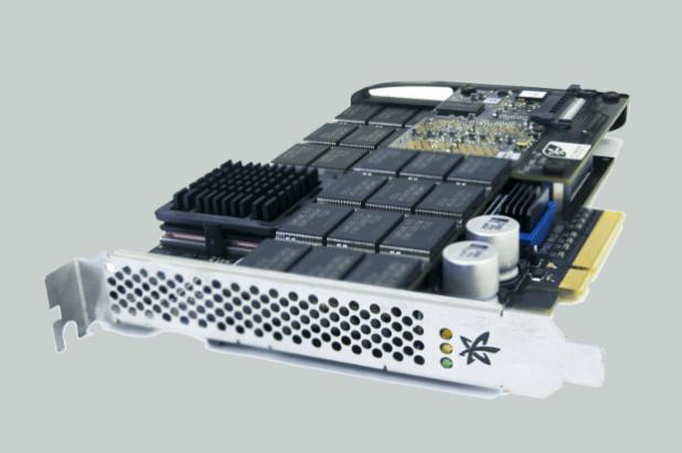 Fusion-io PCIe card