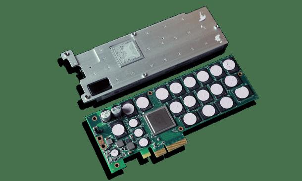 Intel SSD DC P3700 Disassembled