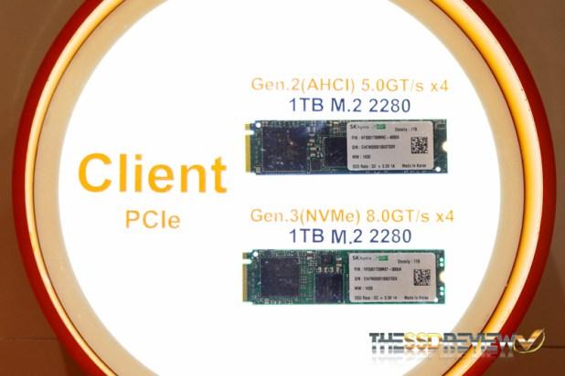 Hynix Client M.2 SSD
