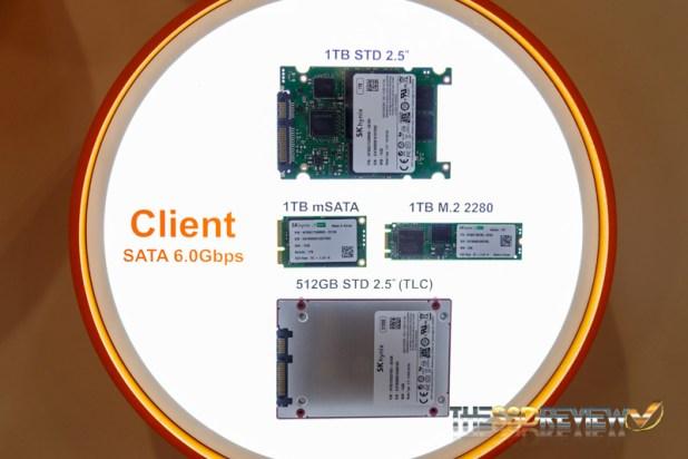 Hynix Client SSDs