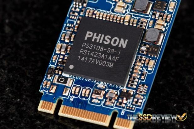 Kingston SM2280S3 240GB Controller
