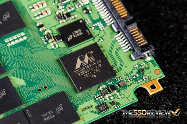 Micron M600 256GB Controller