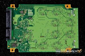 Micron M600 256GB PCB Back