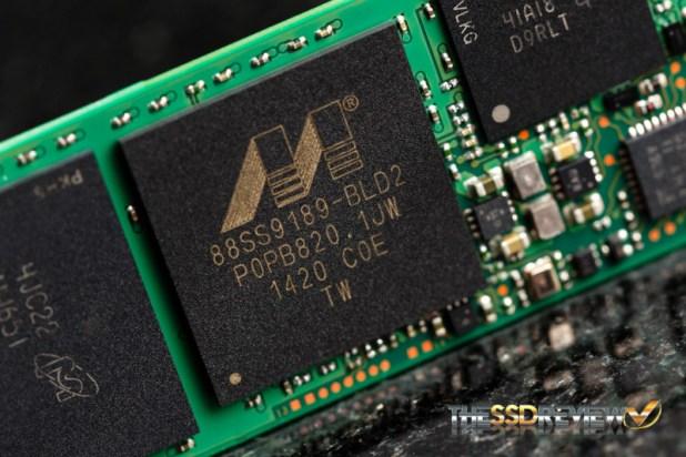 Micron M600 M.2 256GB Controller