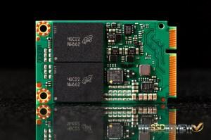 Micron M600 mSATA 256GB Back