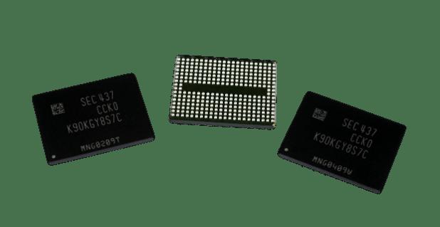 3-bit V-NAND