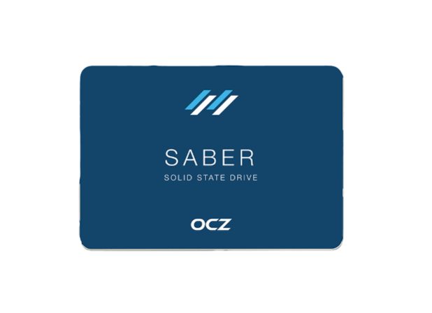 OCZ Saber 1000 top view