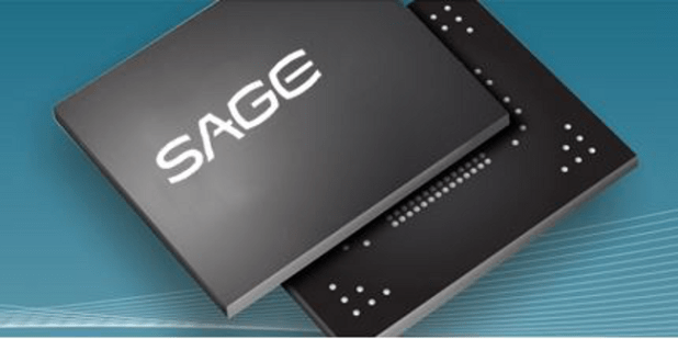 Sage Micro controller angled
