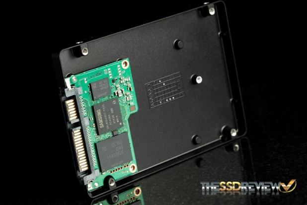 Samsung 850 EVO 120GB all