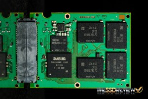 Samsung 850 EVO 1TB PCB Front