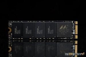 Plextor M6e Black Edition 256GB M.2 Back