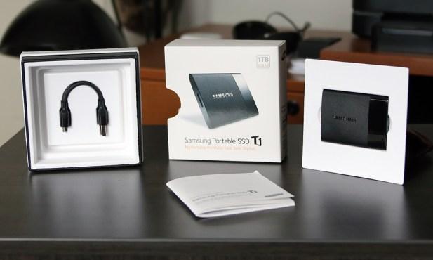 Samsung Portable SSD T1 Accessories