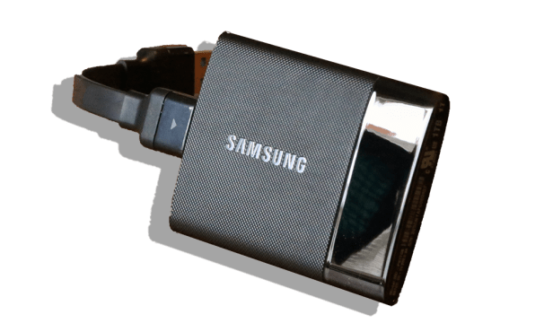 Samsung Portable SSD T1 With Cable