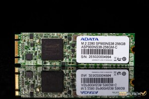 ADATA SP900 M.2 2280 256GB Front