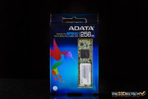 ADATA SP900 M.2 2280 256GB Package Front