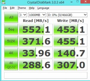 Crucial BX100 500GB CDM