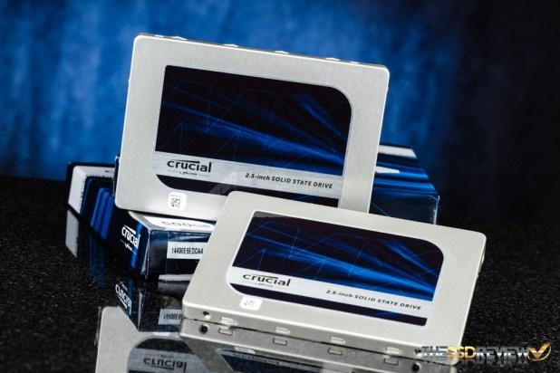 Crucial MX200 500GB Final