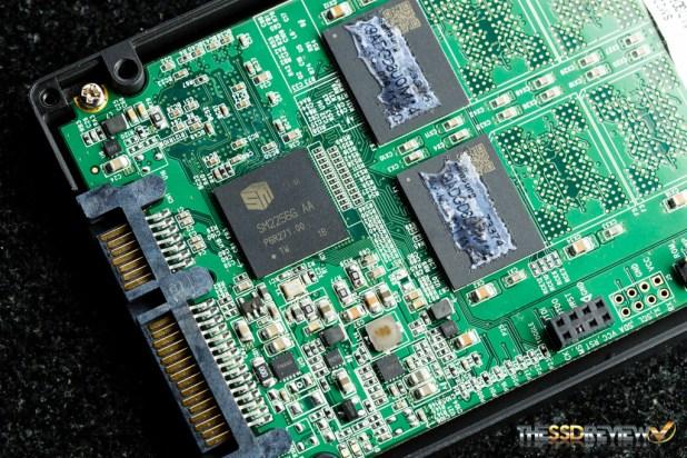 Silicon Motion SM2256 Main