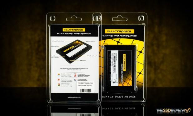 Eluktro Pro Performance Packaging