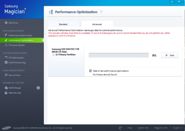 7--Magician 4.6 performance optimization