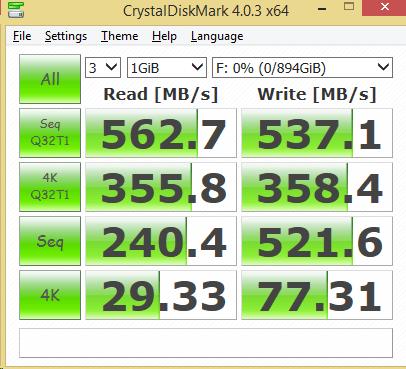 OCZ Trion 100 960GB CDM
