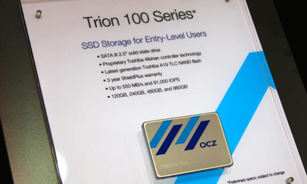 OCZ Trion1001