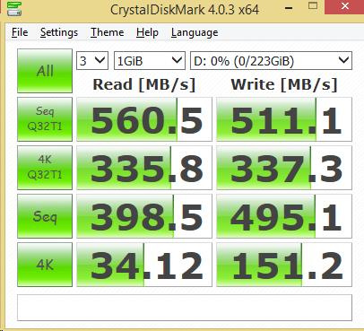 Adata Premier SP550 240GB CDM