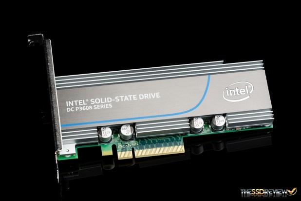Intel SSD DC P3608 1.6TB Final