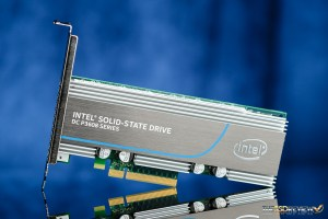 Intel SSD DC P3608 1.6TB Front