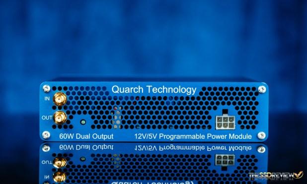 Quarch Technology Power Module Front
