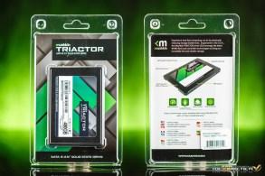 Mushkin Triactor SSD Packaging
