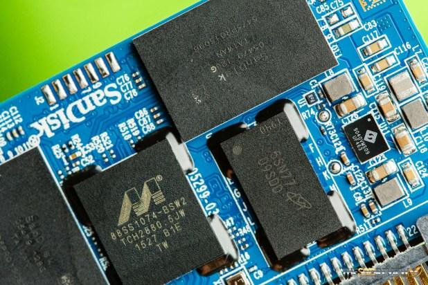 SanDisk X400 SSD Controller