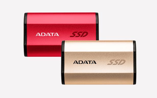 ADATA SE730 both colors