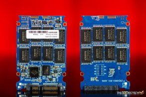 Kingston SSDNow UV400 480GB PCB Front and Back