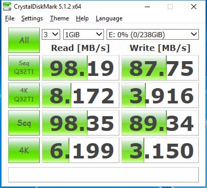 Samsung EVO Plus microSDXC 256GB CDM