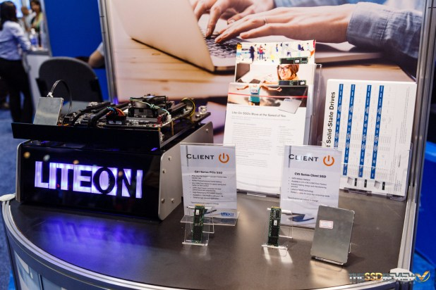 LiteOn Booth FMS 2016 Client