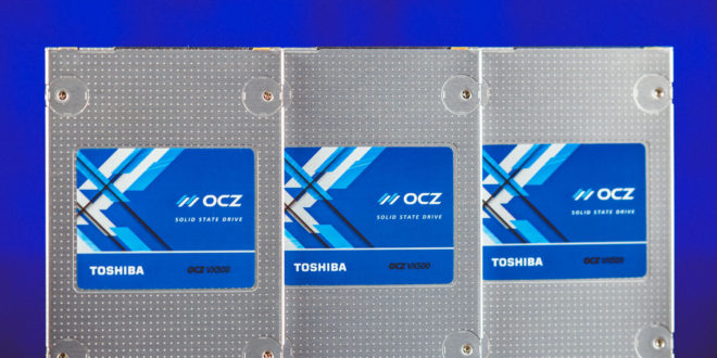 Toshiba OCZ VX500 SSD Review (256GB/512GB/1TB) - A New MLC Contender In The Recent Sea of TLC | The SSD Review