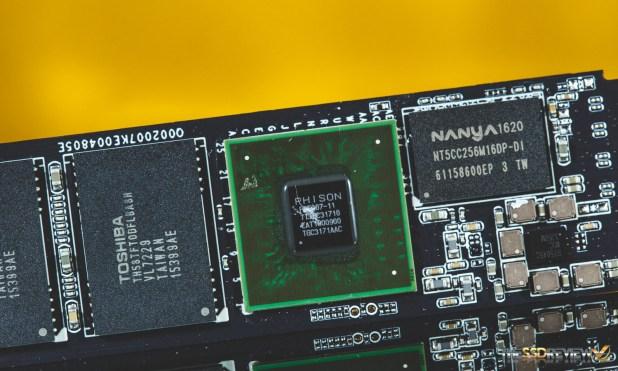 Corsair MP500 480GB SSD PCB