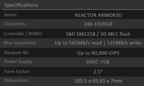 mushkin-reactor-armor3d-ssd-specs-chart