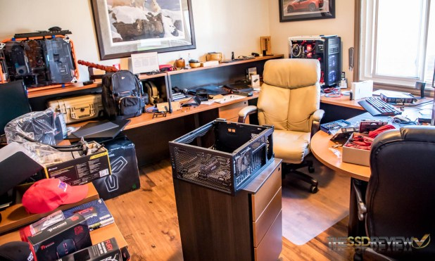 The SSD Review main Office