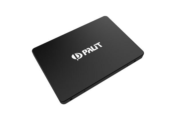 Palit SSD front angled view
