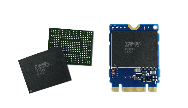 Toshiba BG series SSD final