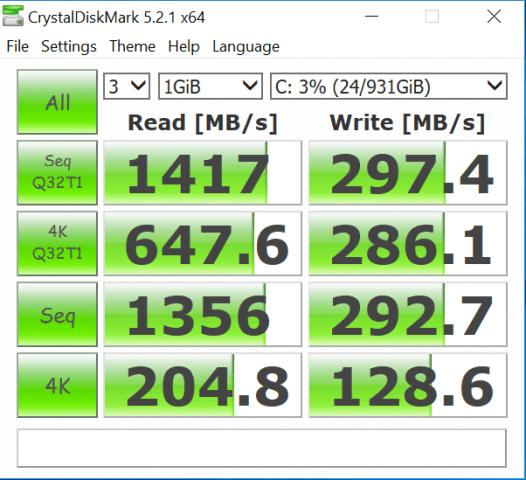 Intel Optane 32GB CDM