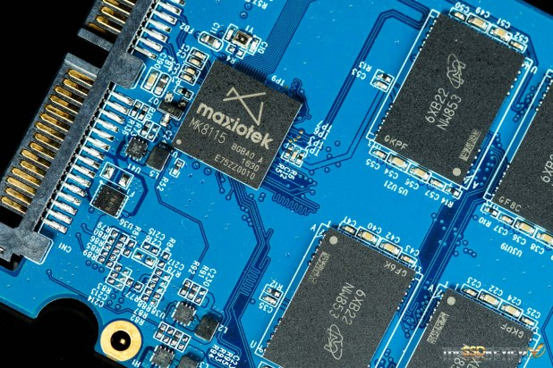 Maxiotek MK8115 Controller ES Main