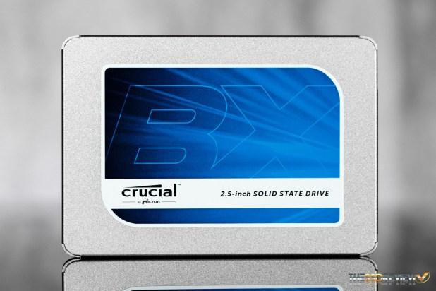 Crucial BX300 480GB