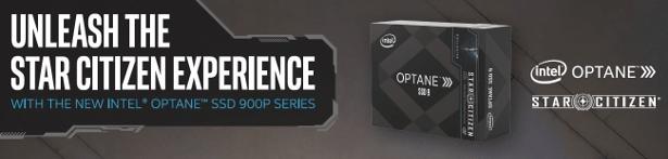 Intel Optane SSD900 banner 1