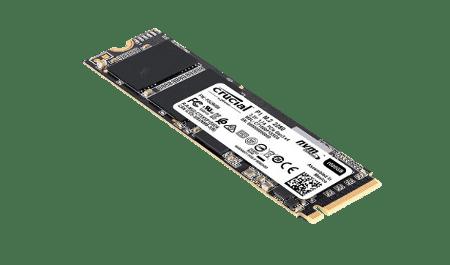 Crucial Announces P1 NVMe M.2 x 2280 Client SSD