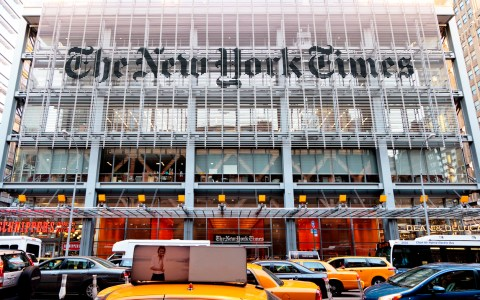 The New York Times Moves Its Website To HTTPS