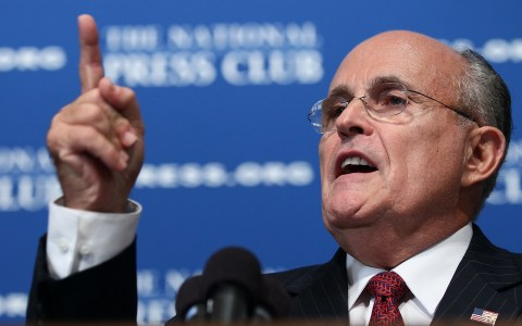 Is Rudy Giuliani Qualified to Advise on Cybersecurity?