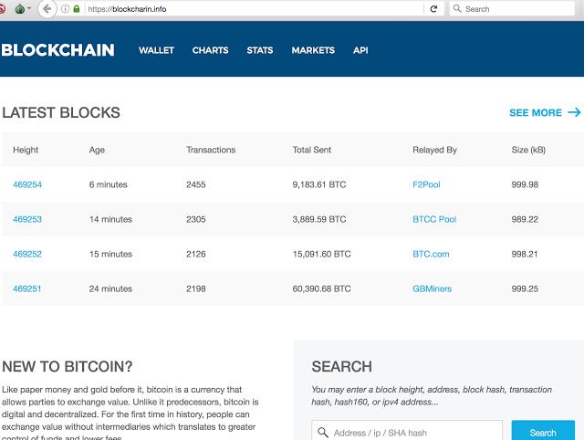 Bitcoin Phishing